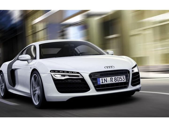 Audi R8 - 1