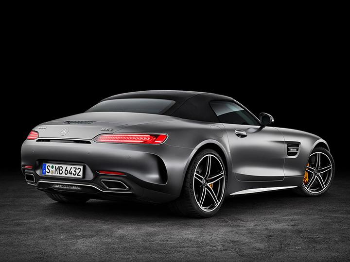 Mercedes-AMG GT - 1
